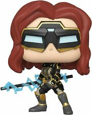 Funko Pop! Avengers Game- Black Widow (Stark Tech Suit)