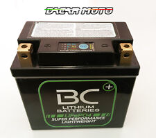MOTORCYCLE BATTERY LITHIUM VESPA	125 PX E LUXURY E-START	1996 97 1998 BCB9-FP-WI