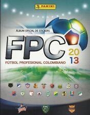 Futbol Profesional Colombiano 2013 - Panini Album COMPLETE
