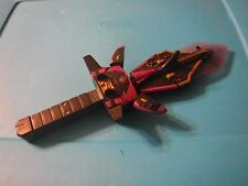 Transformers Armada RolePlay sword