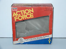 1983 GI JOE / ACTION FORCE SAS MMS MOBILE MISSILE SYSTEM EMPTY BOX ONLY PALITOY