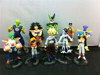 10pcs Dragon Ball Z Super Son Goku Action Figure toys collection 2 Generation