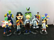 10pcs Dragon Ball Z Super Son Goku Action Figure toys collection 2 Generation