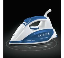 Russell Hobbs 22501  Steam Non Stick Ceramic Iron Blue 2600W
