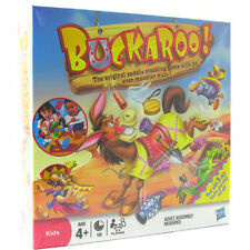 Complete Buckaroo Family Modern Board & Traditional Games