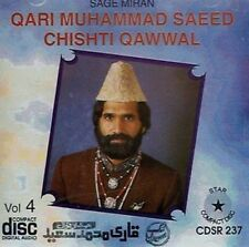 SAEED CHISHTI QAWWAL - SAG E MEERAN - Vol4 - FREE POST