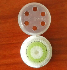 CLARISONIC ACNE Brush Head & Cap fit PRO PLUS MIA models