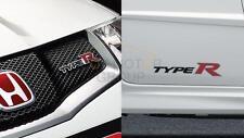 TYPE R EMBLEM STICKER KIT | HONDA CIVIC FK/FN BJ. 2006-2011 |