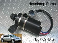 Headlamp Headlight Washer Pump Fits Nissan Murano 2005 2006 2007 2008 3.5 V6