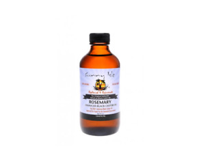 Sunny Isle™ Jamaican Castor Organic Rosemary Essential Oil for Hair Growth 4oz