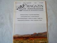 Amerikanistik 3/2003-Alexander Mackenzie-Adena Kultur-Schlacht an Antietam-Yuma