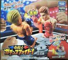 Takara Tomy Boxing Combat game Boxer Kentoshi Gachinko Fight Toy Japan