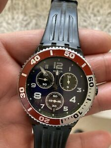 VINTAGE SWATCH JUMBO DIVER STYLE FOR GENT