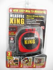MEASURE KING 3-IN-1 DIGITAL TAPE MEASURE