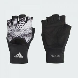 Adidas Womens Climalite Gym Traning Gloves EA1650 RRP £23.00