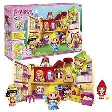 Pinypon La casa de lo Cuentos Incluye una Figura de Pin y Pon Juguete Niña