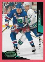 1993-94 Tony Amonte Upper Deck Parkhurst Emerald - New York Rangers