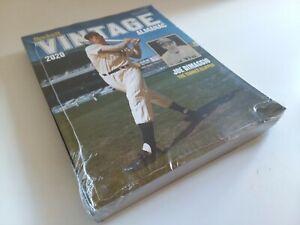 2020 6th Edition Beckett Vintage Card Almanac NIP $39.95 Cover DiMaggio Yankees