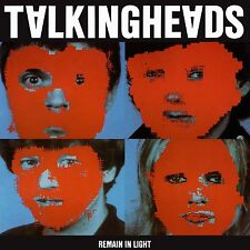 Talking Heads REMAIN IN LIGHT 180g RHINO RECORDS Remastered NEW SEALED VINYL LP