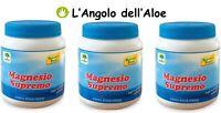 MAGNESIO SUPREMO NATURAL POINT - 3 confezioni da 300g + OMAGGIO