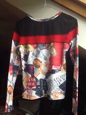Camiseta De Lulu .H Pecho 88 Largo 51