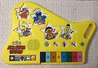 Sesame Street Golden Sight n\' Sound ALL-STAR BAND Musical Keyboard - VINTAGE