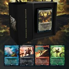 MTG Secret Lair Showcase: Zendikar Revisited FOIL CARDS ONLY Preorder NICE!!