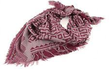 Esprit Châle EDC 2 Tone Jacquard carré foulard mauve
