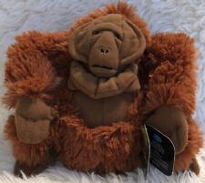 "*RARE*DISNEY/JUNGLE BOOK 6"" KING LOUIE  Orangutan/Monkey/Ape PLUSH~NEW~Tags"