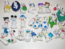 Disney's 101 Dalmatians - Lot of 22 Plastic Figurines