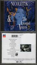 "NICOLETTA ""The Gospel Voices"" (CD) 1996 NEUF"