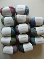 5 x 50g Sublime Elodie Double Knitting Merino Wool for Knitting/Crochet