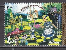 BOSNIA&HERZEGOVINA 2015** MNH SC #  Alice in Wonderland
