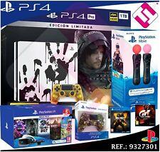 Sony PlayStation 4 PRO - 1TB - Jet Black con Fortnite Voucher