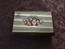 Vintage Nintendo Game and Watch Donkey Kong 2 1983