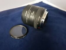 Canon EF 35-70mm 3.5-4.5 A zoom lens