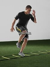 NEW Agility Ladder Speed Training Drill Soccer Football Sports Fitness 11 Rung