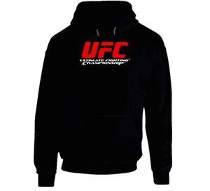 UFC Logo Hoodie