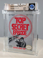 Golgo 13: Top Secret Episode - Wata 9.0 B+ Sealed, Nintendo NES Vic Tokai 1988