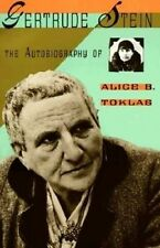 AUTOBIOGRAPHY OF ALICE B. TOKLAS - Gertrude Stein (Softcover, 1990, Free Post)