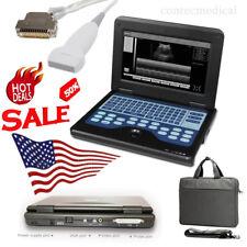 Portable Ultrasound Scanner with Linear Probe Digital Laptop Ultrasound Machine