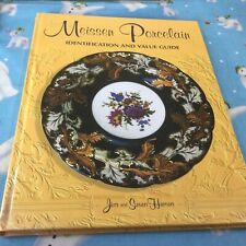 Meissen Porcelain Studios Book By Jim & Susan Harran