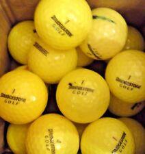 20 Bridgestone B330 Yellow Pearl/A Grade Golf Balls