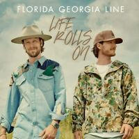 FLORIDA GEORGIA LINE - LIFE ROLLS ON [CD] Sent Sameday*
