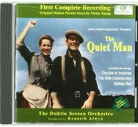 Quiet Man - Victor Young (CD New) Music BY Victor Young