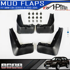 Mud Flaps Splash Guards Mudflaps for BMW X1 E84 2010 2011 2012 2013 2014 2015