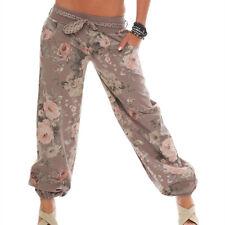 Thai Harem Trousers Festival Hippie Smock Waist Elephant Yoga Pants Aladdin USA