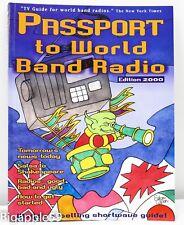 PASSPORT 2000 Shortwave Radio Receiver DXing Handbook - Equipment Reviews & Info