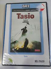 TASIO DVD ELIAS QUEREJETA MONTXO ARMENDARIZ NUEVO NEW!!!