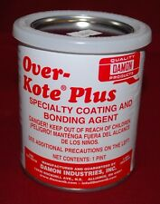 Over Kote Plus Specialty Coating Bonding Agent Gas Fuel Tank Sealer Patch Glass